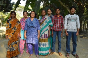 The Staff of the Katakhali Cooperative