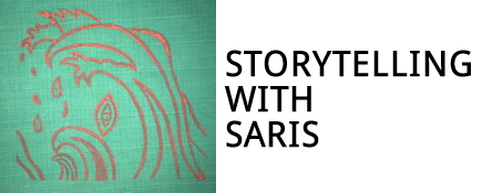 Storytelling With Saris